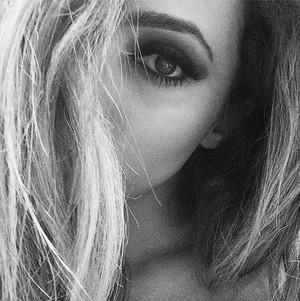 Jade's recent selfie on Instagram