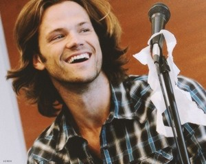 Jared Padalecki (and his glorious hair)