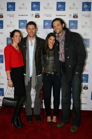 Jared & Gen and Jensen & Danneel