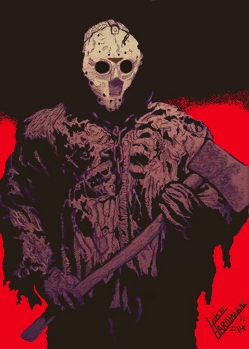 Friday the 13th wallpaper called Jason Voorhees