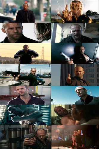 Jason Statham Hintergrund titled Jason in Crank