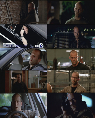 Jason Statham wolpeyper entitled Jason in Italian Job