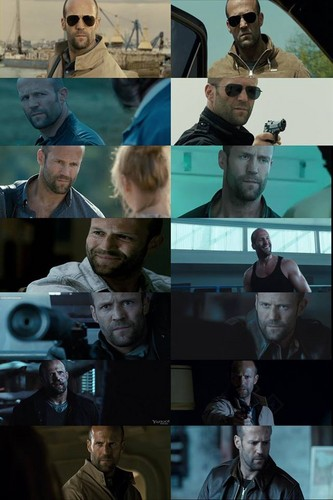 Jason Statham karatasi la kupamba ukuta entitled Jason in Killer Elite