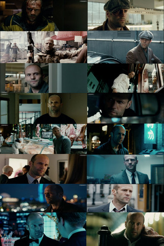 Jason Statham karatasi la kupamba ukuta entitled Jason in Redemption