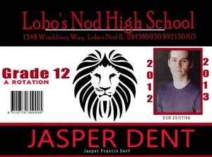Jasper Dent