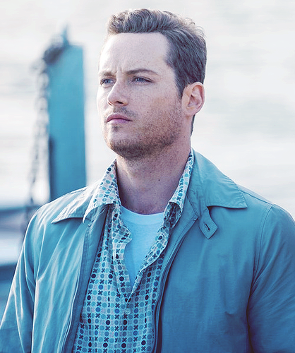 TV Male Characters kertas dinding called jay Halstead