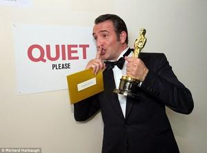 Jean Dujardin aux Oscars