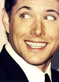 Jensen Ackles Smiles