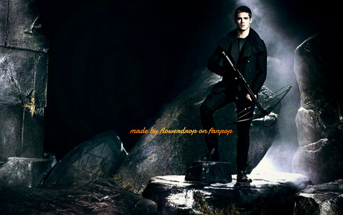 Jeremy Gilbert wallpaper probably with a fountain and a fire entitled Jeremy Wallpaper ღ