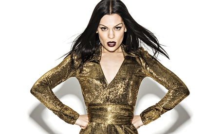 Jessie J wallpaper probably containing a cocktail dress entitled Jessie J at Cosmopolitan UK