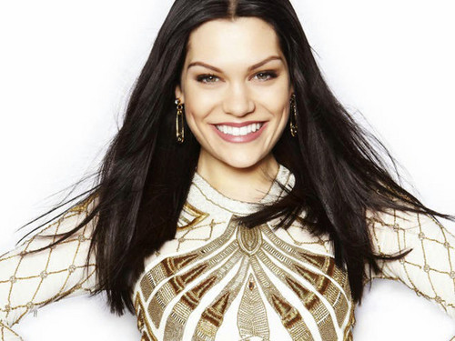 Jessie J wallpaper possibly containing a dashiki and a portrait entitled Jessie J at Cosmopolitan UK