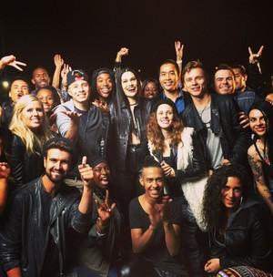 """Jessie J filming """"Masterpiece"""""""