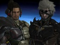 Jetstream and Raiden: MGS Revengeance  - video-games photo