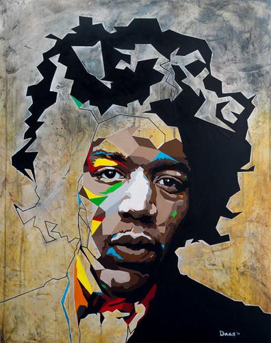 Classic Rock wallpaper entitled Jimi Hendrix