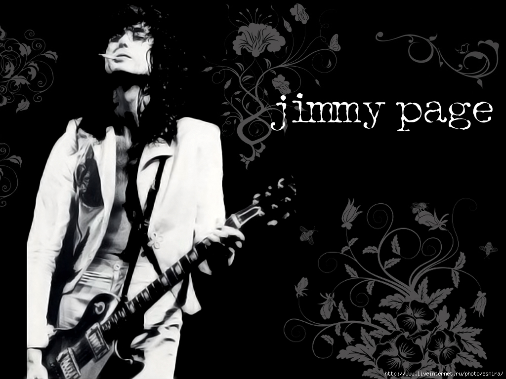 Jimmy Page - Jimmy Page Wallpaper (37700982) - Fanpop