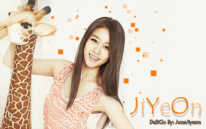 Jiyeon wallpaper