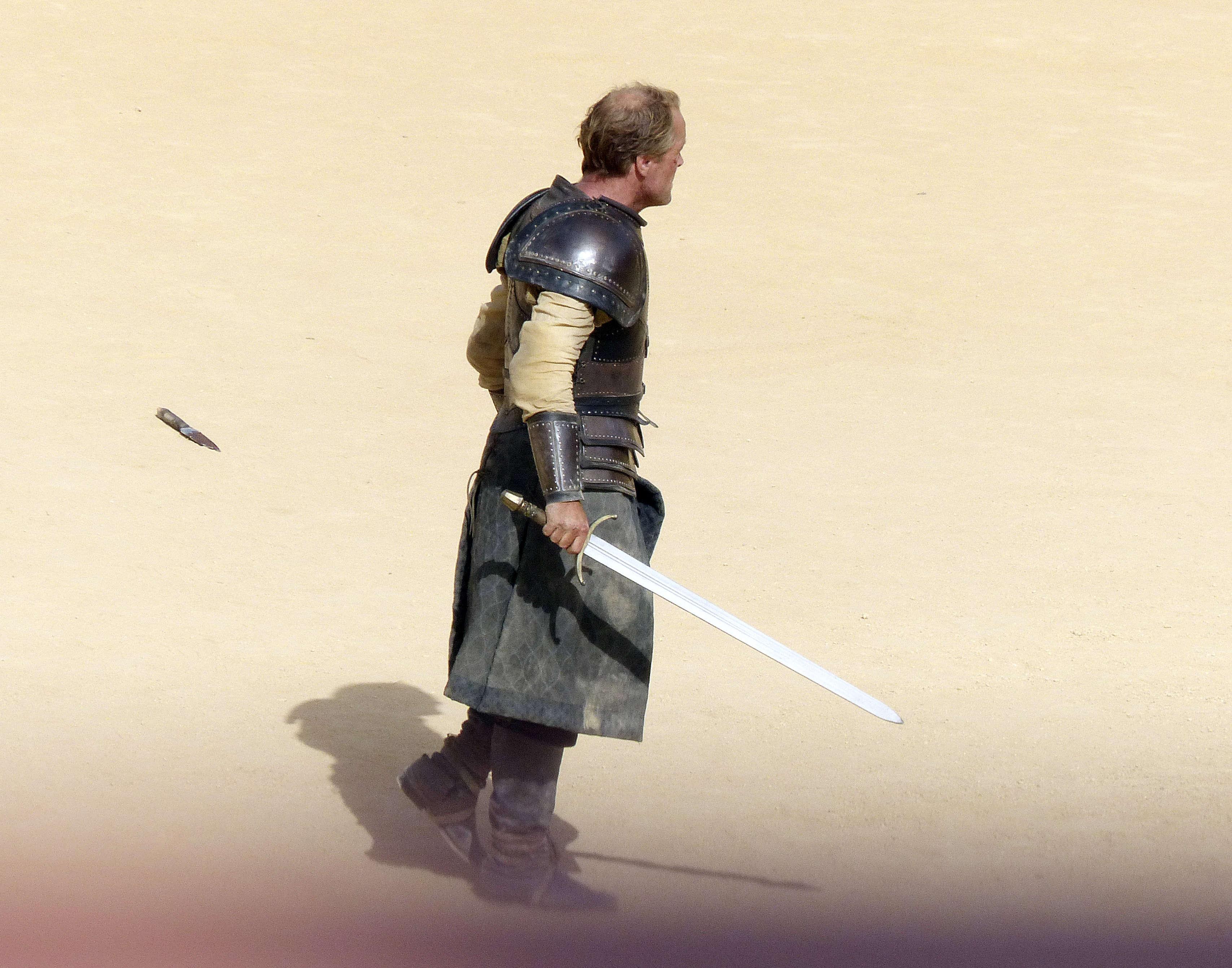 Jorah Mormont - Season 5 - Jorah Mormont Photo (37763559) - Fanpop