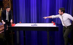 Josh Hutcherson on The Tonight onyesha with Jimmy Fallon