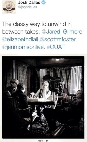 Josh's Tweet