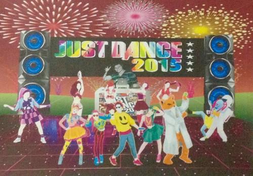 Best couple dance 2015 wii