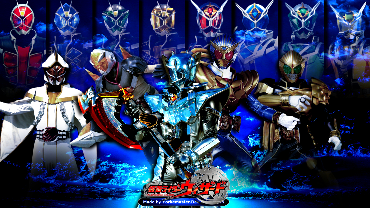 Kamen Rider Wizard images Kamen rider wizard HD wallpaper ...
