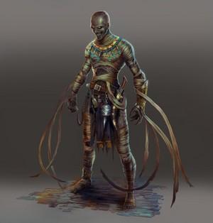 Kan-Ra: Ancient Babylonian sorcerer