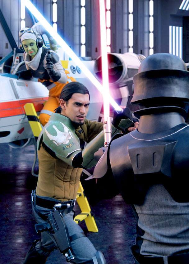 Kanan Star Wars Rebels Photo 37752633 Fanpop
