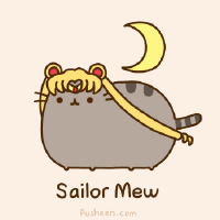 Kawaii Cat: Sailor Mew