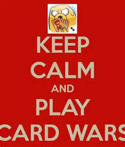 Keep calm..................