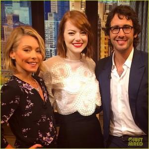 Kelly, Emma and Josh