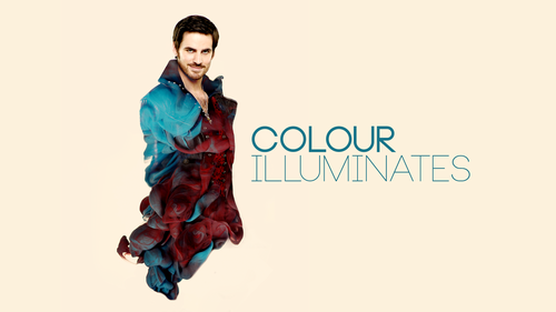 Once Upon A Time wallpaper probably containing a cocktail dress titled Killian Jones -
