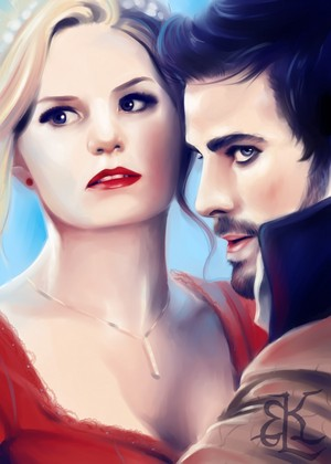 Killian and Emma