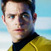 Kirk (2009) - star-trek icon
