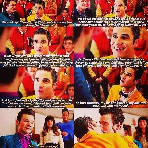 Kurt and Blaine wallpaper called Kurt and Blaine