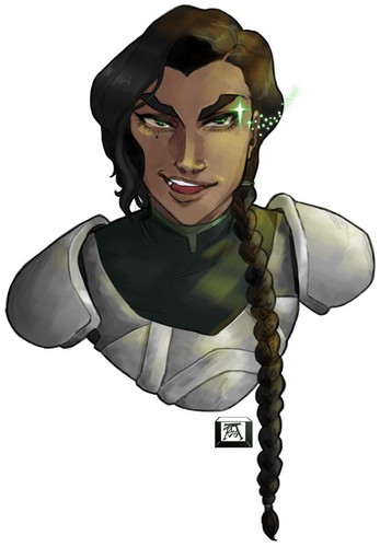 Avatar: The Legend of Korra wallpaper entitled Kuvira