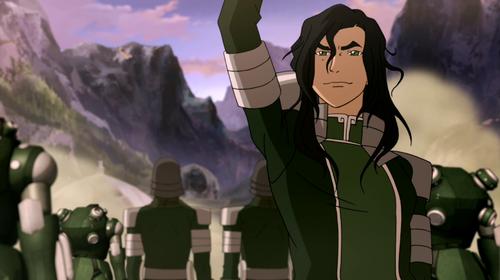 Avatar Truyền thuyết về Korra hình nền called Kuvira