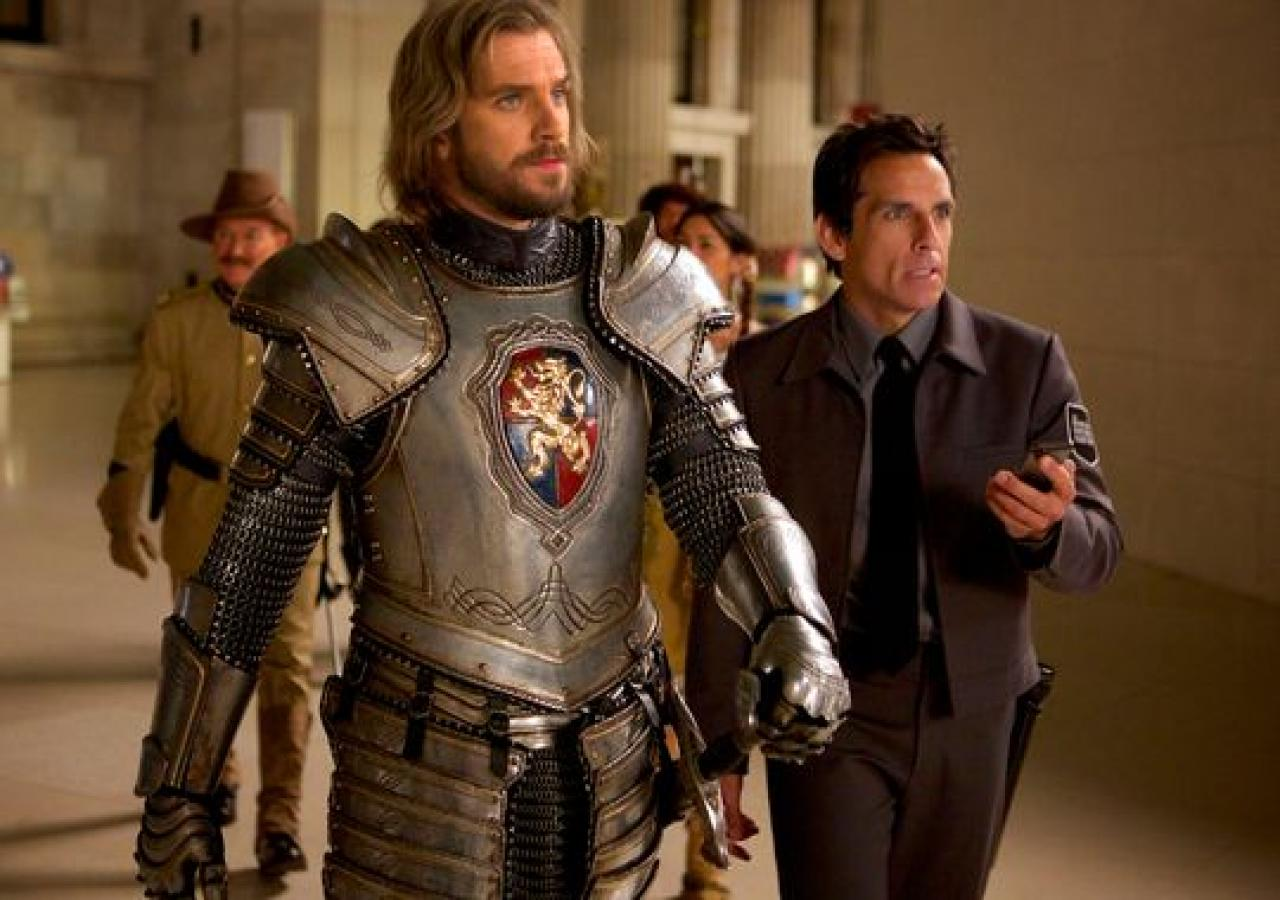 night at the museum: secret of the tomb images lancelot and larry hd