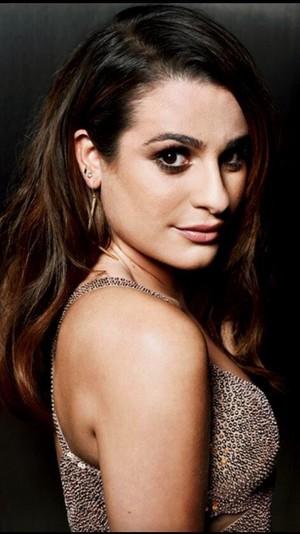 Lea Michele 2014
