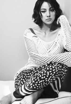Lee Hyori for 1st Look's Vol.73