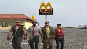 Left 4 McDonalds