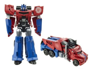 Legends Optimus Prime