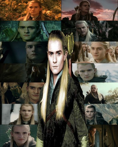 Legolas Wallpaper: Orlando Bloom Images Legolas Greenleaf HD Wallpaper And