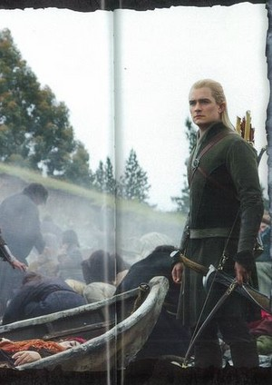 Legolas in BoFA