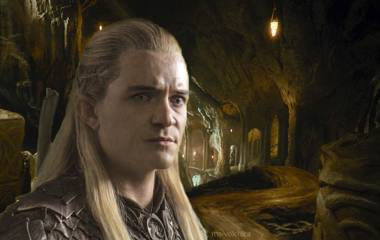 New Images From 'The Hobbit: The Desolation of Smaug ... |The Hobbit The Desolation Of Smaug Legolas