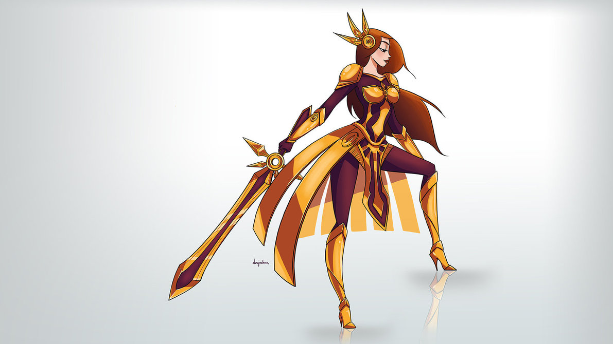 League Of Legends Images Leona Baby 3 Hd Wallpaper And Background