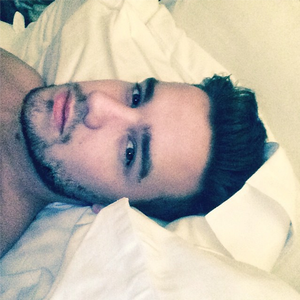 Liam's new Instagram Post!