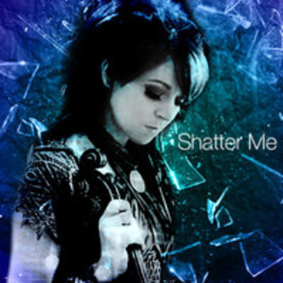 Lindsey Stirling wallpaper containing a concert called Lindsey Stirling - Shatter Me