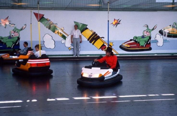 Liseberg Sweden 1988 Rare HQ