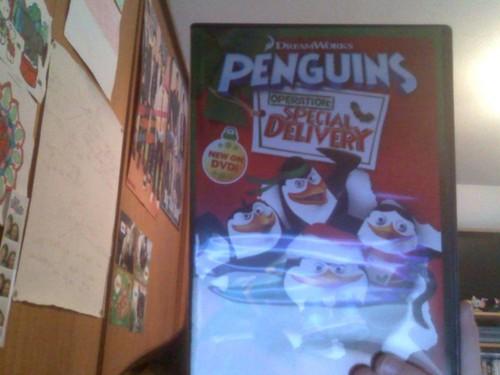 पेंग्विन्स ऑफ मॅडगास्कर वॉलपेपर probably containing ऐनीमे titled Look What I Found at Sam's Club