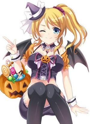 pag-ibig Live! Halloween <3